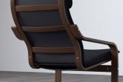 Фото 17 Ваш личный домашний ортопед: 60+ комфортных идей с креслом поэнг в интерьере