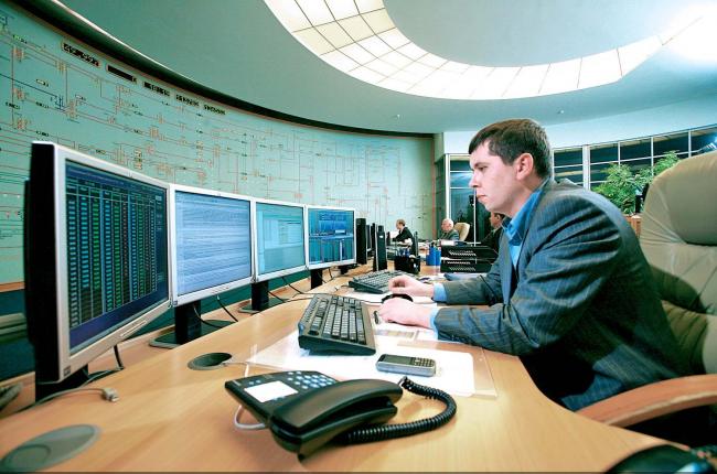 Автоматизированная система контроля и учёта электроэнергии обеспечивает сбор информации и учёт электроэнергии