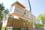 Фото 1 «ДубльДом»: описание модульных домов, плюсы и минусы, конструктивные особенности