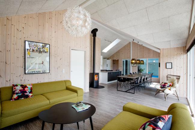 Гринборд панели из натуральных материалов позволяют построить безопасный и чистый дом