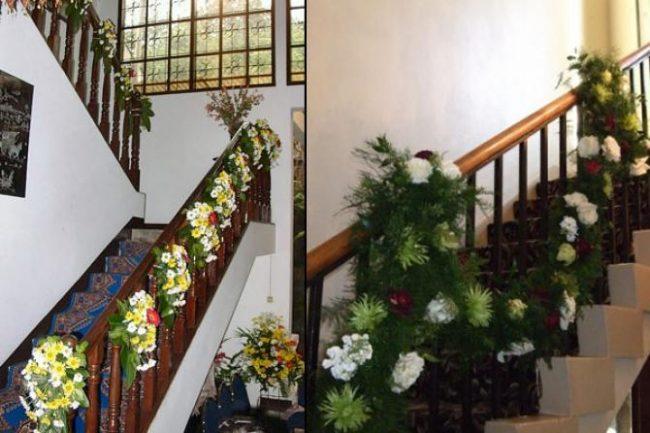 10 потрясающих идей для оформления свадьбы цветами