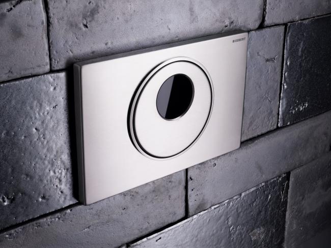 Декоративная кнопочная панель Geberit Sigma 10