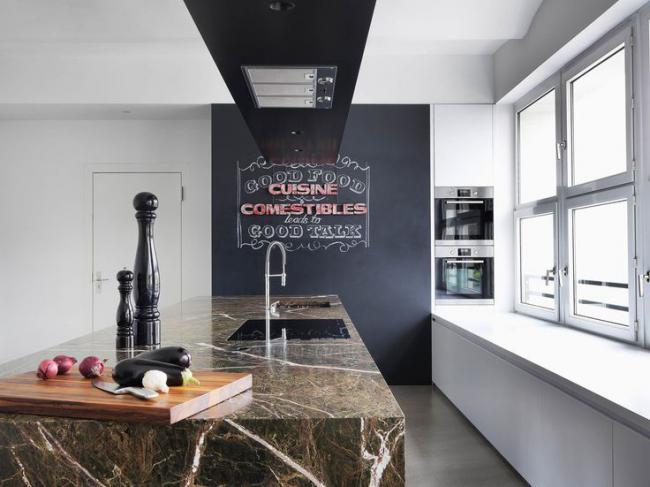 Введение новейших дизайнерских идей в интерьер, сделает комнату единственной и неповторимой