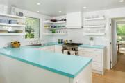 Фото 2 В ограниченных условиях: дизайнерские лайфхаки, идеи и советы для продуманного интерьера кухни 10 кв. м
