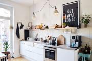 Фото 4 В ограниченных условиях: дизайнерские лайфхаки, идеи и советы для продуманного интерьера кухни 10 кв. м