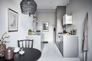Фото 15 В ограниченных условиях: дизайнерские лайфхаки, идеи и советы для продуманного интерьера кухни 10 кв. м