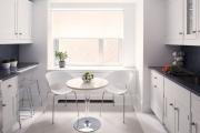 Фото 22 В ограниченных условиях: дизайнерские лайфхаки, идеи и советы для продуманного интерьера кухни 10 кв. м