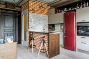 Фото 28 В ограниченных условиях: дизайнерские лайфхаки, идеи и советы для продуманного интерьера кухни 10 кв. м