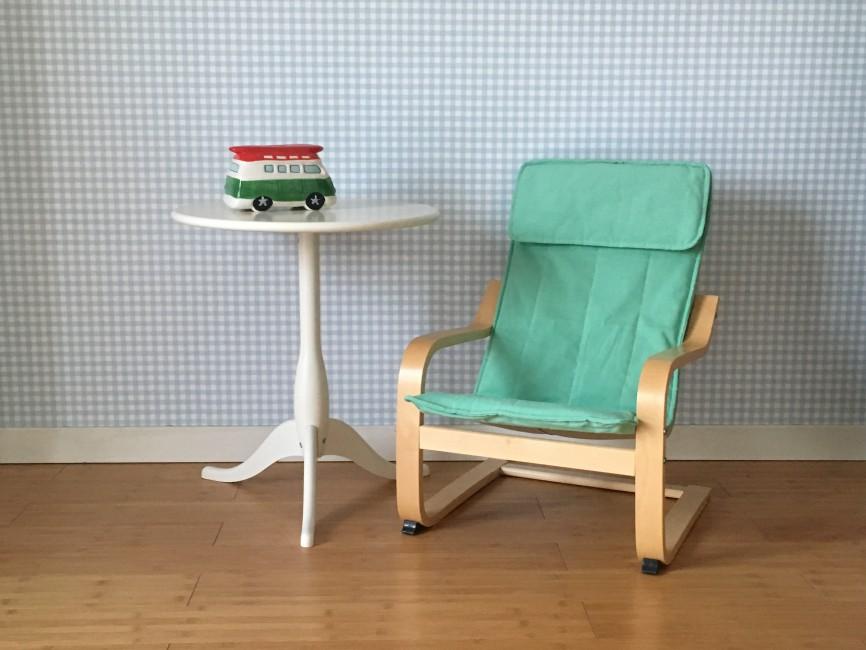 Поэнг кресло: Комфорт для всей семьи 60 уютных идей
