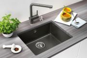 Фото 9 Кухонные мойки Blanco: сравнение материалов, отзывы и обзор популярных модельных линеек
