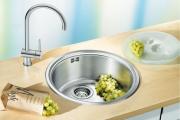 Фото 10 Кухонные мойки Blanco (55+ фото): сравнение материалов, отзывы и обзор моделей 2019 года