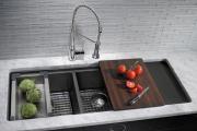 Фото 19 Кухонные мойки Blanco: сравнение материалов, отзывы и обзор популярных модельных линеек