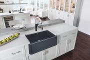 Фото 21 Кухонные мойки Blanco: сравнение материалов, отзывы и обзор популярных модельных линеек