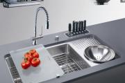 Фото 24 Кухонные мойки Blanco: сравнение материалов, отзывы и обзор популярных модельных линеек