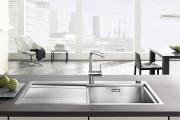 Фото 25 Кухонные мойки Blanco: сравнение материалов, отзывы и обзор популярных модельных линеек