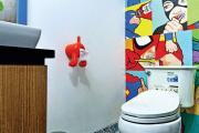Фото 19 Напольные унитазы с бачком: виды конструкций, креплений и особенности установки
