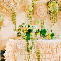 Оформление зала на свадьбу (90 фотоидей): тренды года и советы по выбору стилистики, цветовой гаммы и декора фото