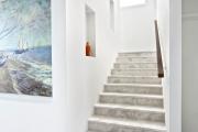 Фото 10 Отделка лестницы в частном доме: 60+ роскошных идей декора, покрытий и облицовки