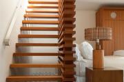 Фото 27 Отделка лестницы в частном доме: 60+ роскошных идей декора, покрытий и облицовки