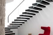 Фото 28 Отделка лестницы в частном доме: 60+ роскошных идей декора, покрытий и облицовки
