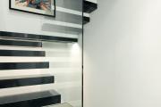 Фото 29 Отделка лестницы в частном доме: 60+ роскошных идей декора, покрытий и облицовки