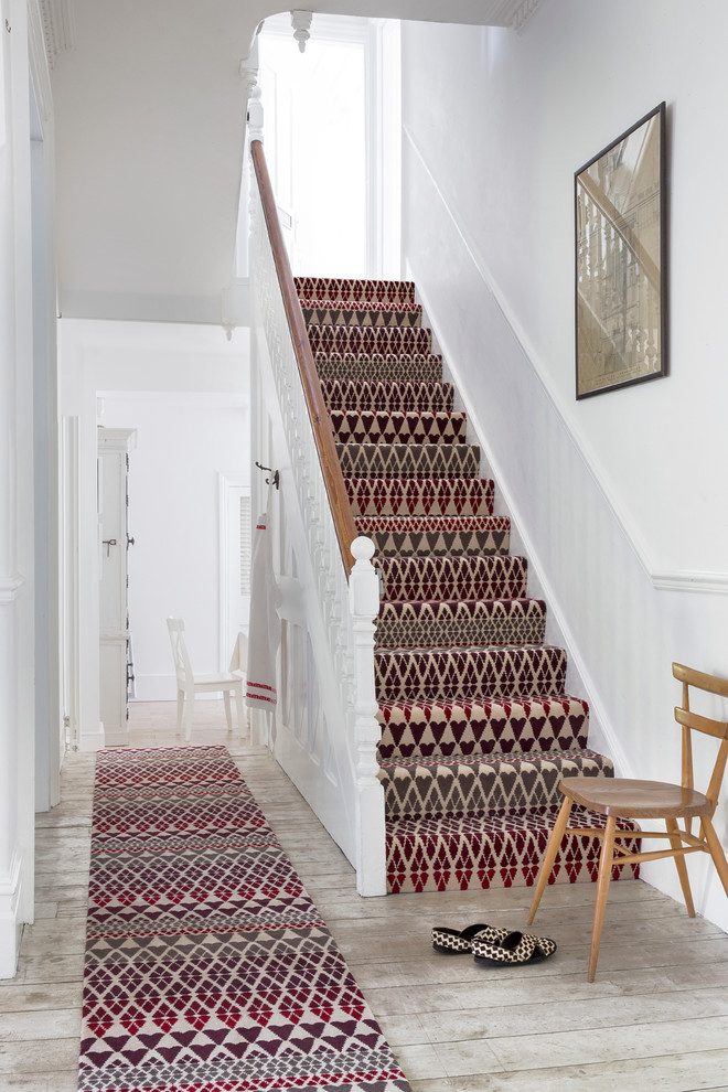 Отделка лестницы 60 роскошных идей для частного дома