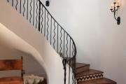 Фото 34 Отделка лестницы в частном доме: 60+ роскошных идей декора, покрытий и облицовки