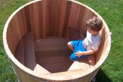 Фото 18 Разновидности купелей для бани: критерии правильного выбора и тонкости установки