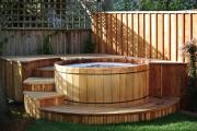 Фото 20 Разновидности купелей для бани: критерии правильного выбора и тонкости установки