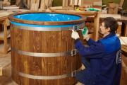 Фото 21 Разновидности купелей для бани: критерии правильного выбора и тонкости установки