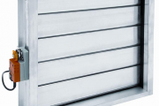 Фото 2 Регулируемые вентиляционные решетки: особенности конструкций, материалов и монтажа
