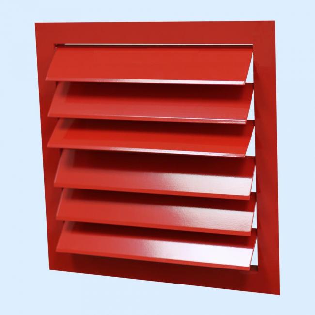 Металлические вентрешетки отличаются особой прочностью