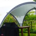 Альтернатива дорогостоящим беседкам: выбираем тент-шатер для дачи фото