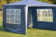 Фото 9 Альтернатива дорогостоящим беседкам: выбираем тент-шатер для дачи