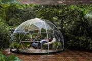 Фото 12 Альтернатива дорогостоящим беседкам: выбираем тент-шатер для дачи