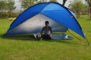 Фото 13 Альтернатива дорогостоящим беседкам: выбираем тент-шатер для дачи