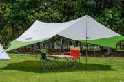 Фото 27 Альтернатива дорогостоящим беседкам: выбираем тент-шатер для дачи