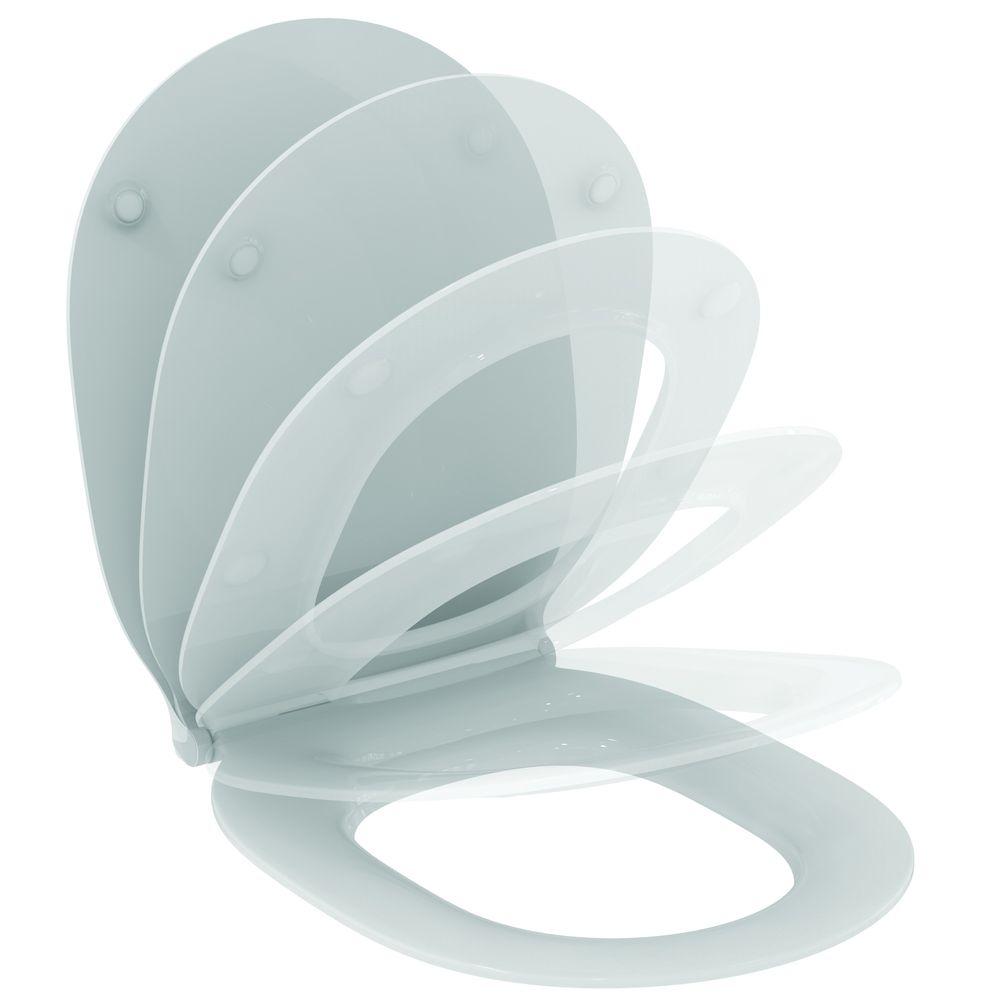 Унитаз подвесной с сиденьем микролифт ✅️Модели, цены
