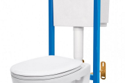 Фото 16 Подвесной унитаз с микролифт-сиденьем: обзор конструкции, преимущества и популярные модели