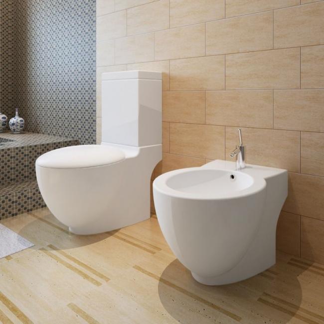 Модель, которая отлично впишется в ванную комнату любых площадей