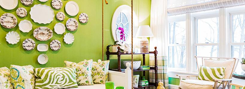 Декоративные тарелки на стену: 120+ ярких и запоминающихся фотоидей для уютного интерьера