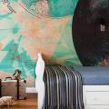 Обои в детскую комнату мальчика: 75+ ярких идей для интерьера и советы психолога по выбору цвета фото
