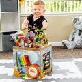 Мягкий пол для детских комнат (60+ фото): где купить лучшее покрытие и сравнение вариантов с плиткой и пазлами фото