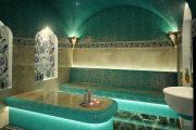 Фото 1 Cовременные светильники и абажуры для бани и сауны: советы по выбору и монтажу