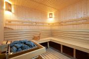 Фото 10 Cовременные светильники и абажуры для бани и сауны: советы по выбору и монтажу