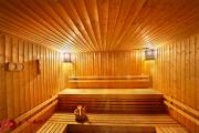 Фото 11 Cовременные светильники и абажуры для бани и сауны: советы по выбору и монтажу