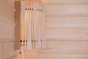 Фото 5 Cовременные светильники и абажуры для бани и сауны: советы по выбору и монтажу
