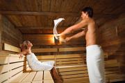 Фото 13 Cовременные светильники и абажуры для бани и сауны: советы по выбору и монтажу