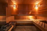 Фото 16 Cовременные светильники и абажуры для бани и сауны: советы по выбору и монтажу