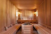Фото 4 Cовременные светильники и абажуры для бани и сауны: советы по выбору и монтажу